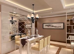 大户型宜家风格餐厅装修效果图