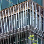 90平米时尚风格不锈钢新型防盗窗效果图