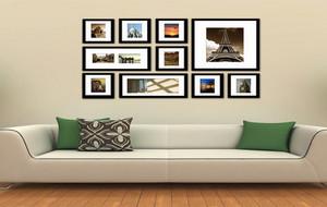 大户型照片墙装修