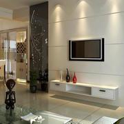 农村房屋现代简约风格电视背景墙装饰