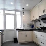 2016别墅20平米家庭厨房装修效果图