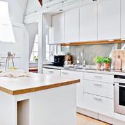 30平大户型家庭厨房装修效果图