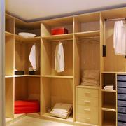 大户型创意整体衣柜设计效果图
