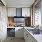 单身公寓40平米小户型厨房装修效果图