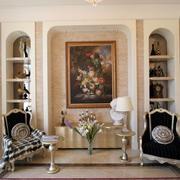 欧式风格新房效果图片