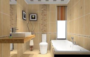 卫生间设计整体图