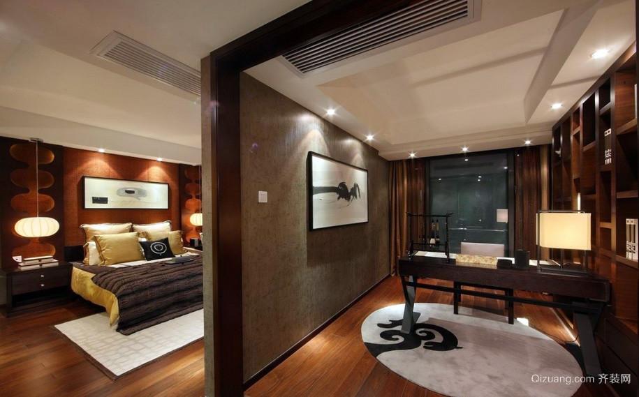 大卧室隔断设计效果图高清图片