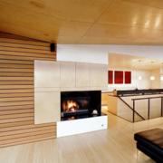 70平米小户型欧式精致的客厅装修效果图欣赏