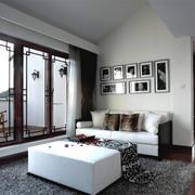时尚风格新房效果图片