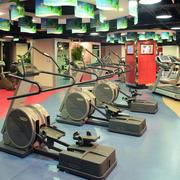 2016健身房先进设施装修效果图