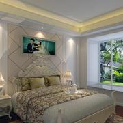 唯美卧室吊顶设计图
