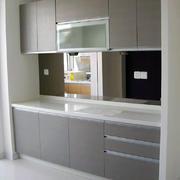 自建小别墅40平米小户型厨房装修效果图