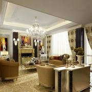 时尚风格新房设计图片