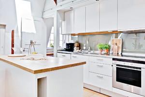 宜家40平米小户型厨房装修效果图
