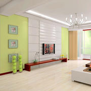 现代简约风格商住楼窗户装饰