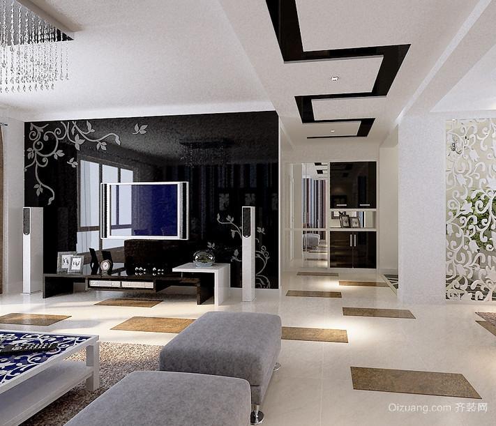 120平米大户型现代主义风格卧室装修效果图鉴赏