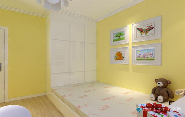 15平米小巧型儿童房装修效果图