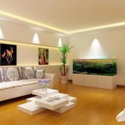 唯美型新房设计图片