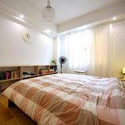 日式卧室简易飘窗设计