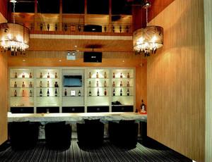100平米都市风格简约主题酒吧装修效果图