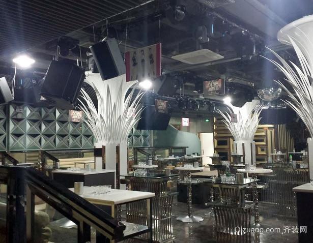 120平米后现代风格酒吧装修效果图