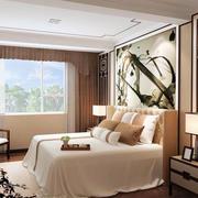 新古典风格卧室吊顶装饰