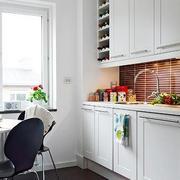 小户型简约厨房橱柜装饰