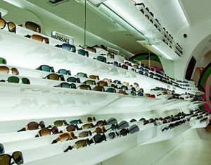 70平米时尚现代简约风格饰品店装修效果图