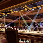 140平米大型欧式奢华风格酒店装修效果图
