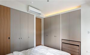 简约时尚200平米家居卧室大衣柜效果图