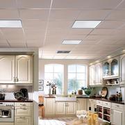 欧式厨房奢华密集型石膏板吊顶装饰