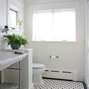 欧式清新风格卫生间装饰