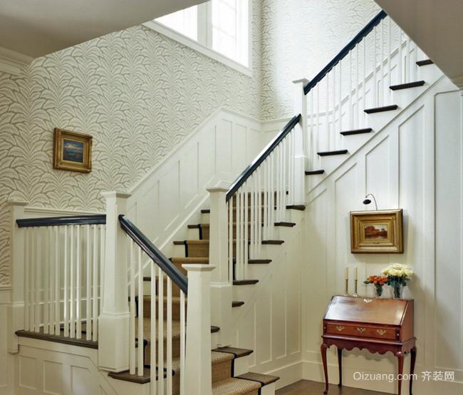格调优雅复式楼阁楼楼梯装修效果图