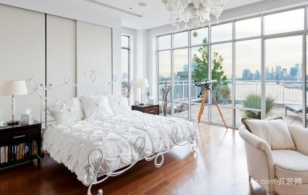 小户型90后创意交换空间卧室装修效果图