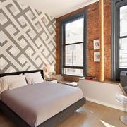 现代简约风格公寓卧室装修