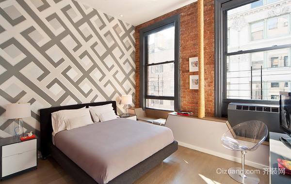 80平米小型公寓各式各样卧室装修效果图