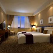 现代都市精致的小宾馆装修效果图实例