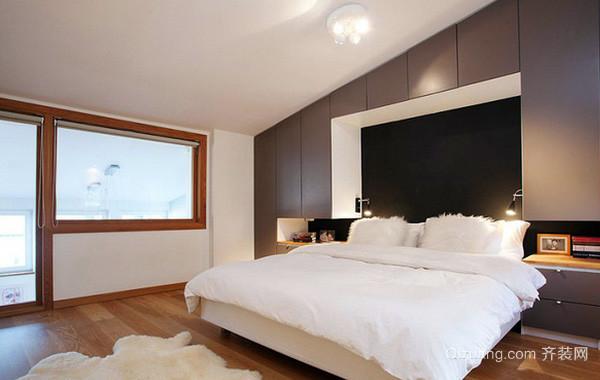 148风格loft风格创意卧室装修效果图