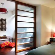 后现代风格公寓卧室装饰