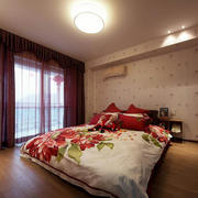 新房简约风格卧室装饰