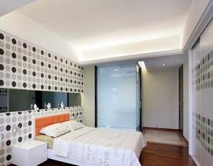148平米大型新房卧室装修效果图