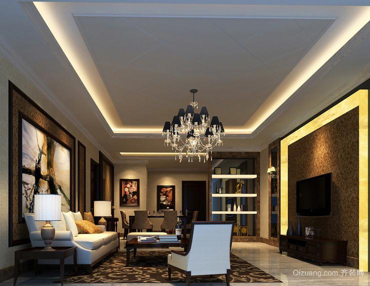 40平米北欧风格小户型客厅装修效果图
