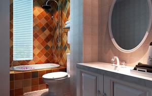 卫生间浴室柜装饰