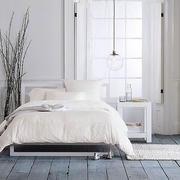 北欧风格清新公寓卧室装饰