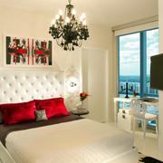 新房卧室创意灯饰装饰