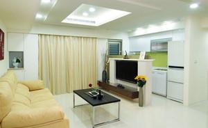 宜家40平米一居室小户型装修设计实例