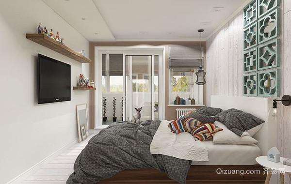 主流时代:200平复式精品家居装修设计图