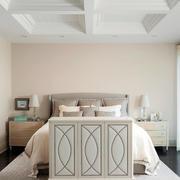 白色系简约公寓卧室装饰