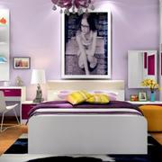 新房卧室背景墙装饰
