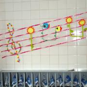 现代精致的幼儿园装修设计效果图鉴赏